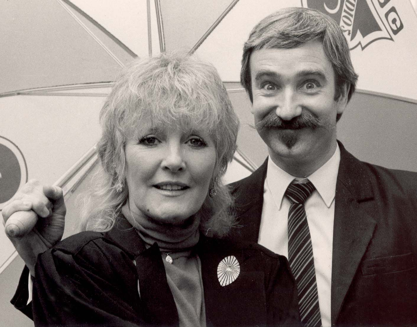 Daniel Pageon and Petula Clark-1984