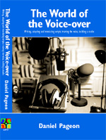 The World of the Voice-over cover picture